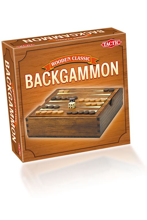Backgammon peli