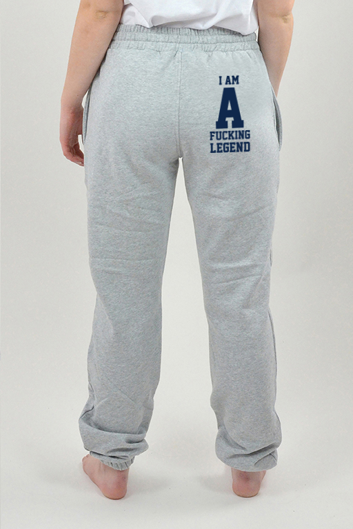 Sweatpants Harmaa, I Am - 3098