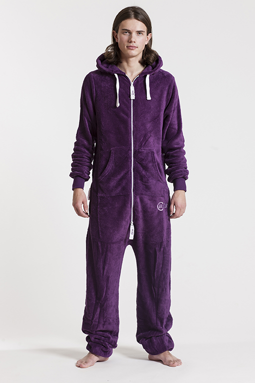 Fleece - Purple - 4322