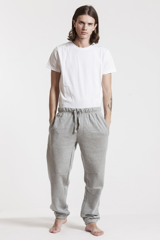 Sweatpants, Harmaa - 4399