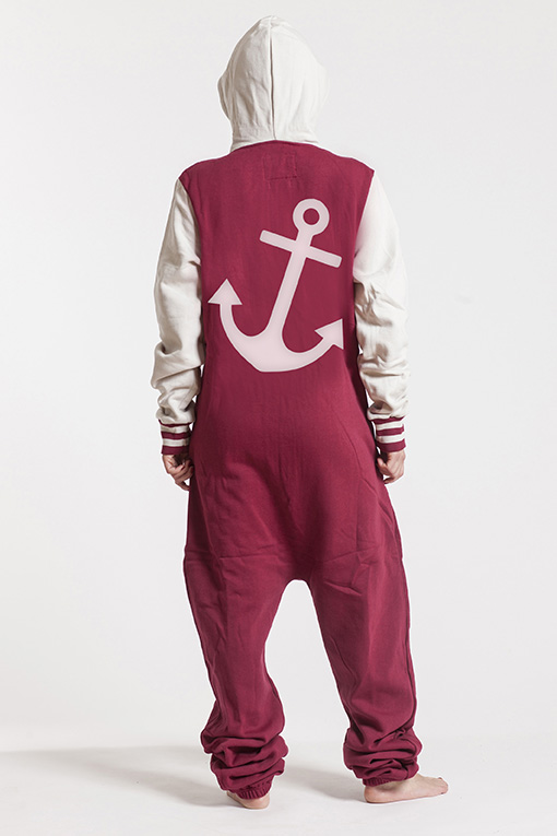 College Red, Anchor, Jumpsuit - 5348
