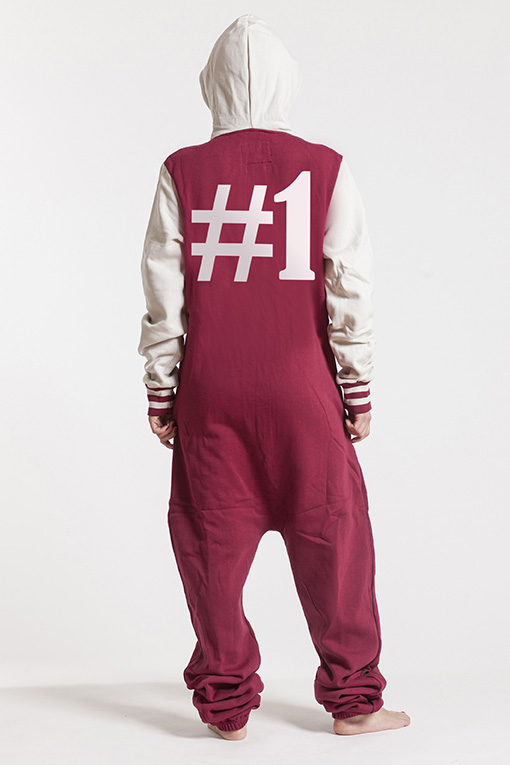 College Red, Hashtag #1, Jumpsuit - 5358