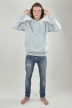 Hoodie Harmaa, It´s Worth - 2402