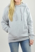 Hoodie Harmaa, It´s Worth - 2405