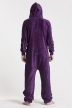 Fleece - Purple - 4319