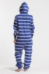 Striped - Blue - 4340