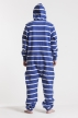 Striped - Blue - 4344