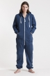 Comfy Navy, Anchor, Jumpsuit - 5071