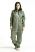 Comfy Armygreen, Hashtag #1, Jumpsuit - 5133