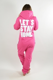 Comfy Pink, Stay Home - 1207