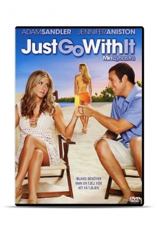 Elokuva: Just go with it (DVD) - 1860