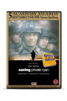 Elokuva: Saving Private Ryan (DVD) - 1873