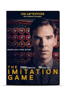 Elokuva: The Imitation Game (DVD) - 1879