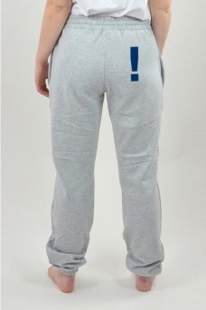Sweatpants Harmaa, ! - 2815