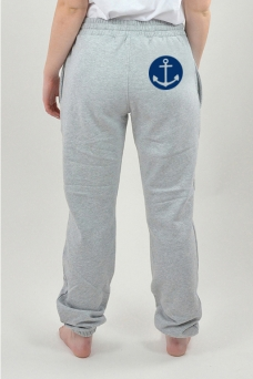 Sweatpants Harmaa, Anchor - 3076