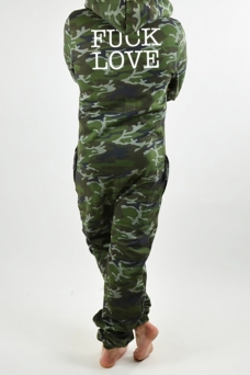 Camouflage, Fuck Love - 3640