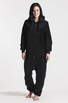Fleece - Black - 4306
