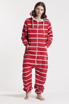 Striped - Red - 4351