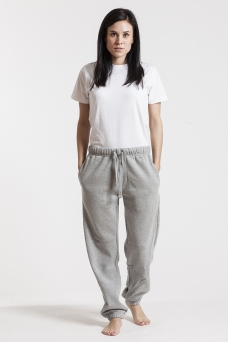Sweatpants, Harmaa - 4395