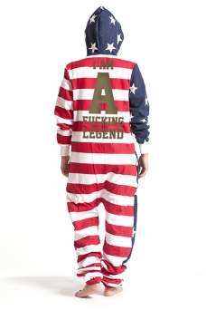 United States, I Am, Jumpsuit - 5439