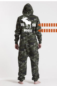 Camouflage, Moose - 5665